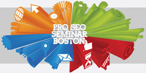 Pro SEO Seminar Boston Logo