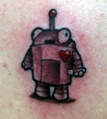 @rebeccaslosberg's SEOmoz bot tattoo