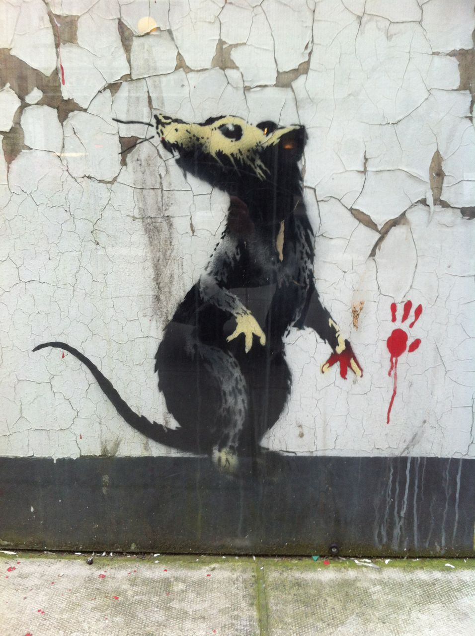 banksy-if-graffiti-changed-anything-detail